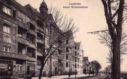 Elektrische Straßenbahn nach Tempelhof, ca 1912, Archiv Wolfgang Holtz