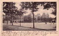 Kranoldplatz ca. 1904, Archiv Wolfgang Holtz