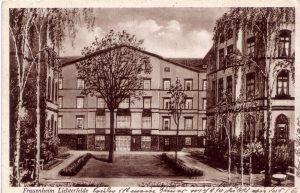 Frauenheim(c) Archiv Wolfgang Holtz