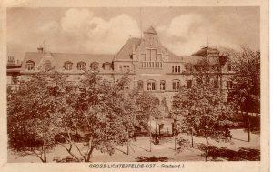 Kaiserliches Postamt Lichterfelde ca1911 (c) Archiv Wolfgang Holtz