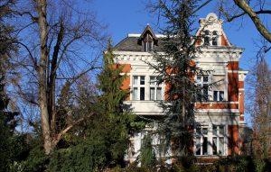 Morgensternstraße Haus Schuhmann (c) Peter Hahn