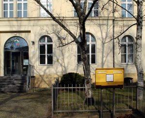 ehemaliges Postamt Lichterfelde (c) Peter Hahn