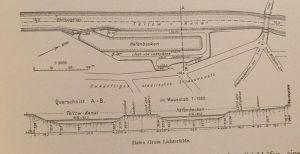 Plan Hafen Lichterfelde, Archiv Wolfgang Holtz
