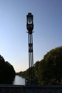 Brücke über den Teltowkanal, ©Jutta Goedicke
