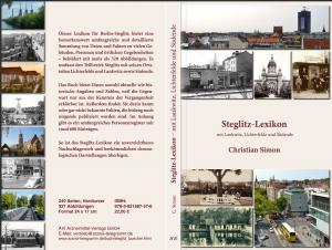 Steglitz-Lexikon Cover