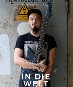 Pawel Gonta von Hapas Guitars