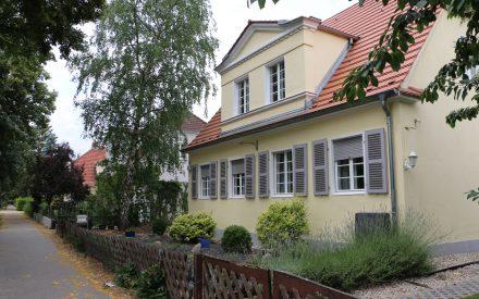 Siedlung Lankwitz, ©Jutta Goedicke