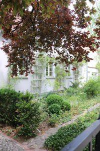 Siedlung Lankwitz, denkmalgeschützte Häuser in der Dessauer Straße, ©Jutta Goedicke