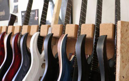 Hapas Guitars ©Jutta Goedicke