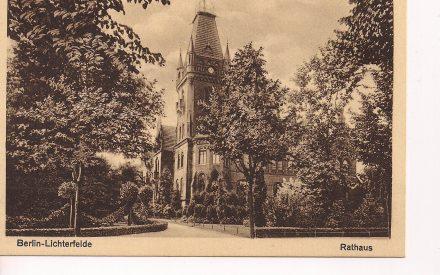 Rathaus Lichterfelde ca. 1940