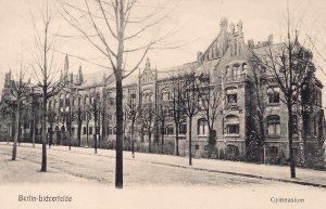 Schillergymnasium ca. 1930