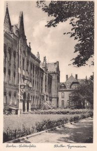 Schillergymnasium ca. 1934