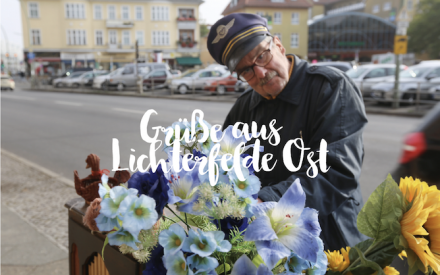 Postkarte Kranoldplatz, ©Philipp Bernstorf