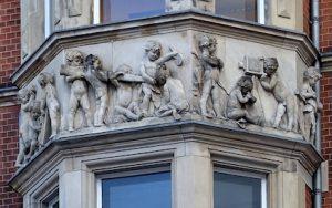 Fassade Goerz-Höfe Rheinstraße©Peter Hahn