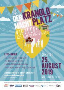 Plakat_KRANOLDmachtPLATZ