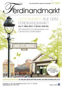 Kiezmagazin Ferdinandmarkt 01 2013