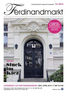 Kiezmagazin Ferdinandmarkt 01|2014