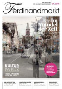 Kiezmagazin Ferdinandmarkt 01 2016