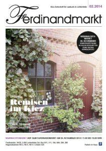 Kiezmagazin Ferdinandmarkt 02|2014