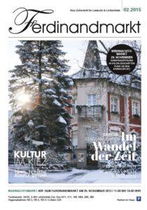 Kiezmagazin Ferdinandmarkt 02 2015