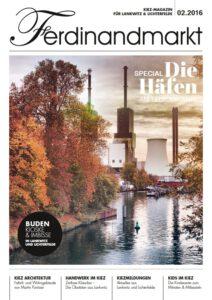 Kiezmagazin Ferdinandmarkt 02|2016
