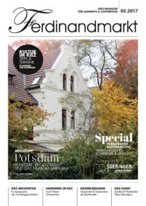 Kiezmagazin Ferdinandmarkt 02 2017