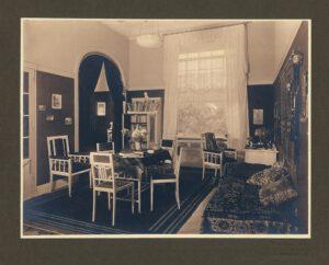 Siemens_Corrensvilla Bild Tochterzimmer Wohnbereich
