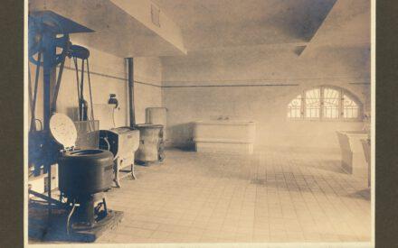 Siemens_Corrensvilla Bild Waschküche im Keller