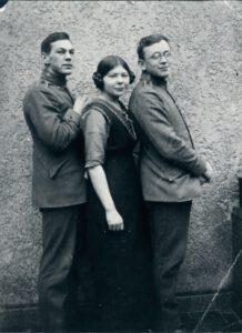 Siemens_Corrensvilla Bild Wolfgang Meta u Theodor Correns ca 1913