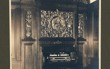 Siemens_Corrensvilla Bild Wurlitzer Orgel